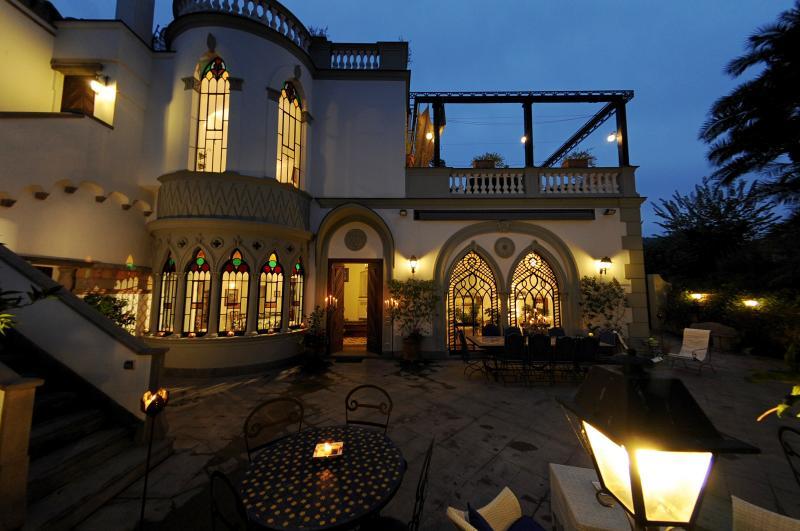 Villa near Beach within Walking Distance of Sorrento - Villa Belle Finestre - Image 1 - Sant'Agnello - rentals