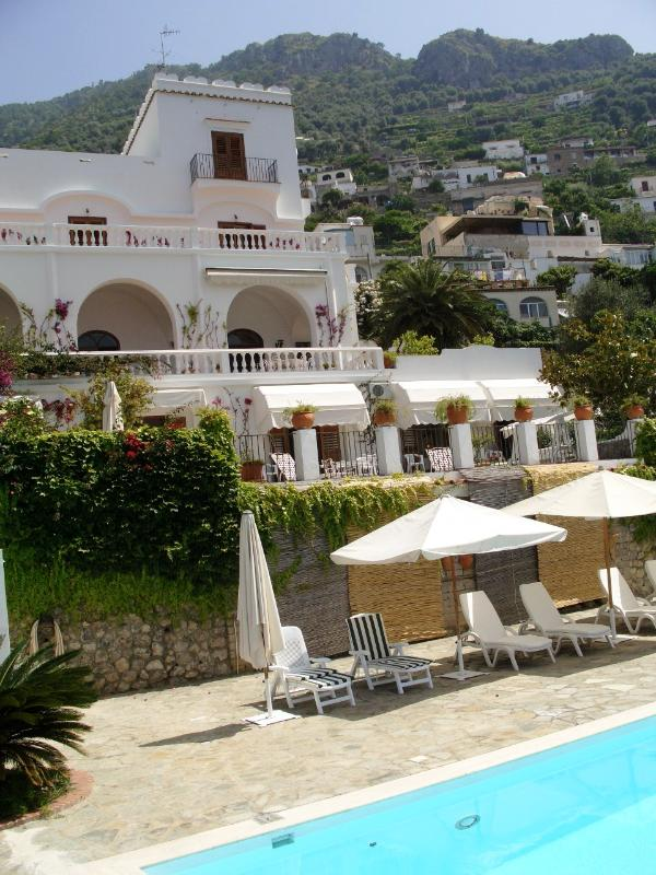 Large Villa in Praiano with Pool and Spectacular Views - Villa Tranquilla - Image 1 - Praiano - rentals