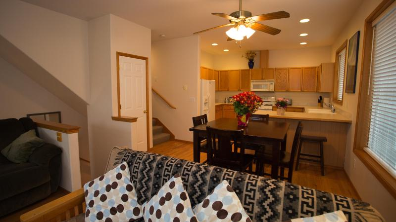 2 Beautiful Downtown Ballard Townhomes - Image 1 - Seattle - rentals