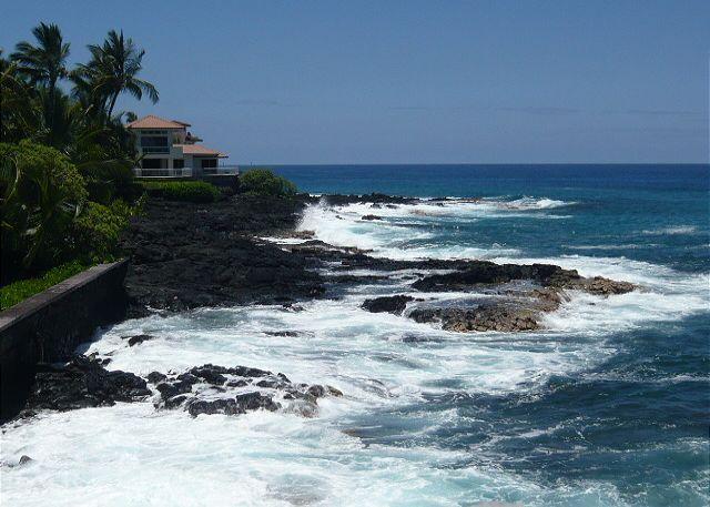 Kona Riviera Villas  #202 - Image 1 - Kailua-Kona - rentals