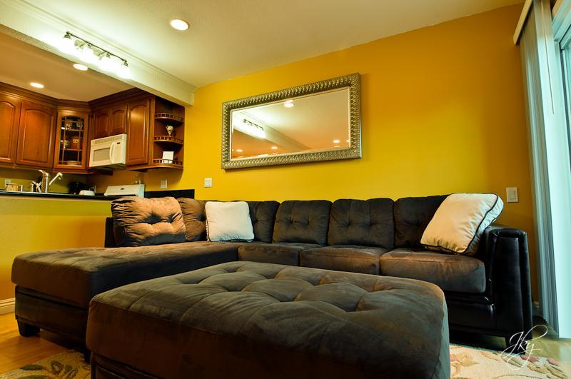 Living Room w/New Furniture - Closest to Disney! Most Affordable! Fireworks View - Anaheim - rentals