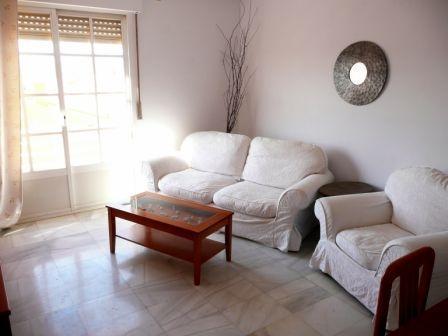 Beautiful first floor apartment - mountain views - Image 1 - Malaga - rentals