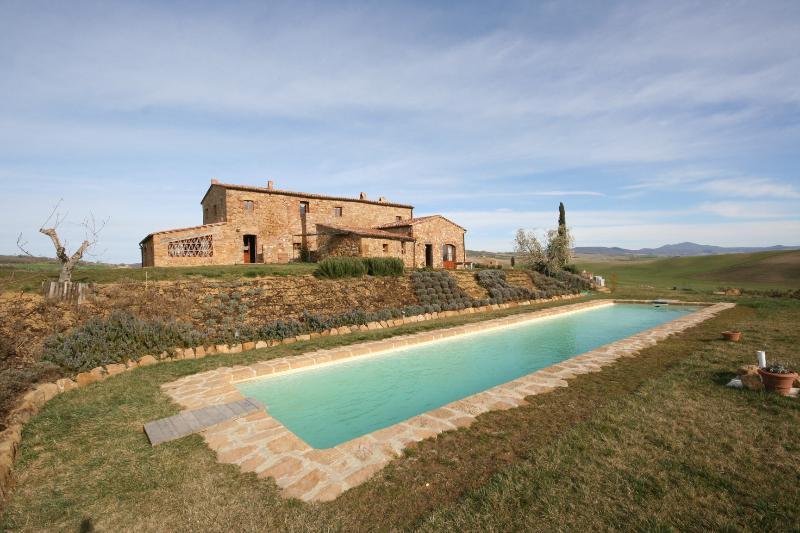 Farmhouse Rental in Tuscany, Pienza - Casale Pienza - Image 1 - Pienza - rentals