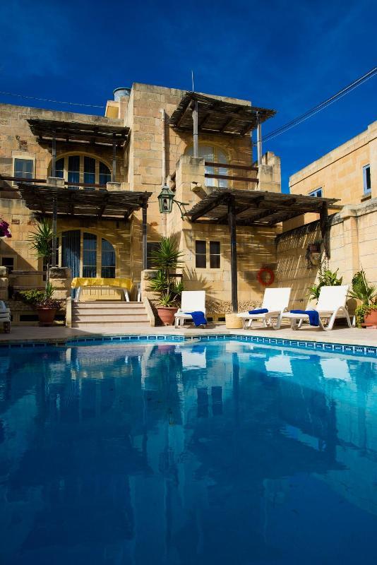 Tal-Kitarra Villa - Image 1 - Kercem - rentals