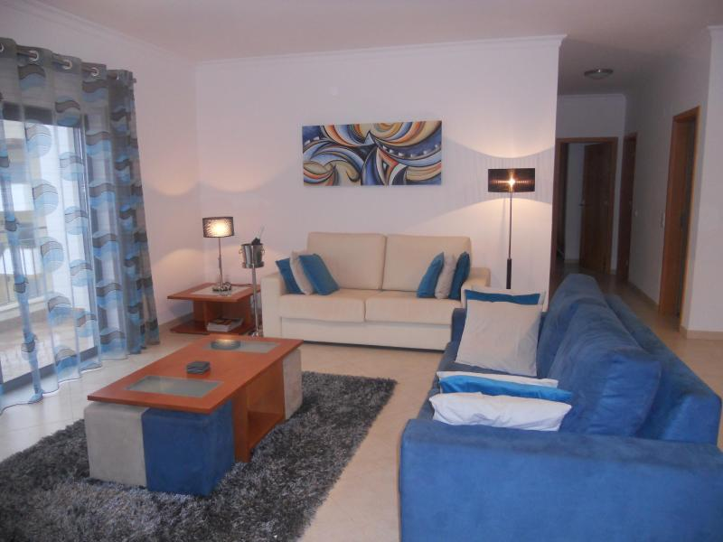 Spacious Living room area - Luxurious penthouse apartment - Lagos - rentals