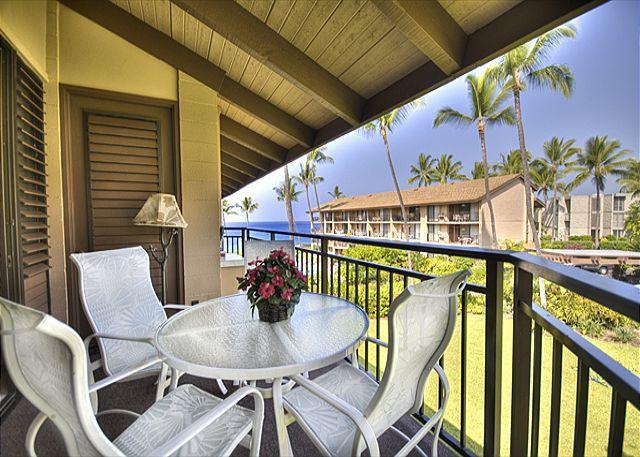 Ocean Front Commuity 2 bedroom 2 bath! Great Views - Image 1 - Kailua-Kona - rentals