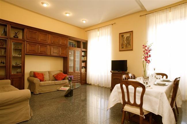 Living Room 2 - Risorgimento - Rome - rentals