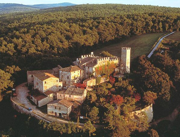 Castello di Montalto in Chianti - CASTELLO DI MONTALTO - 2 bedroom Villa in Chianti - Castelnuovo Berardenga - rentals