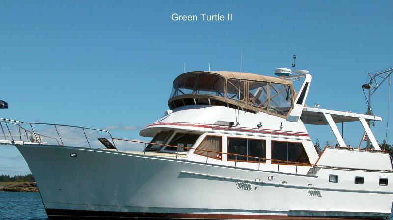 The pleasure of your own private yacht on Boston Harbor Green Turtle II - Green Turtle II  Yacht Boston's #1 B & B Free Park - Boston - rentals