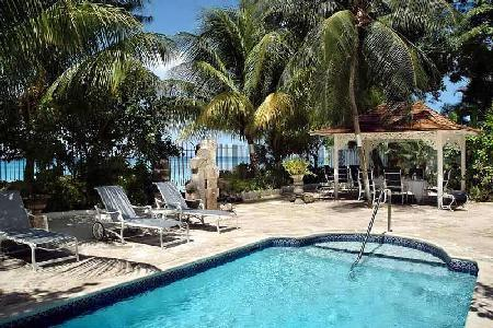 Dudley Wood on Gibbs Beach featuring two dining gazebos, wet bar and swimming pool - Image 1 - Barbados - rentals