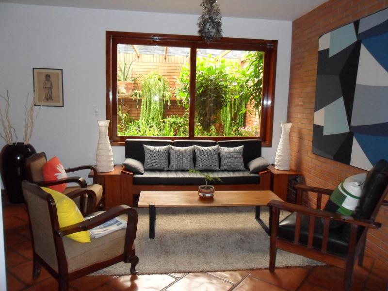 Living room - Ideal Wonderfull Stylish Retreat CentralMiraflores - Lima - rentals