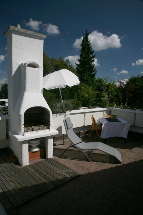 Terrace - Terrace Apartment (3 Bedroom - max. 6 pax) - Munich - rentals