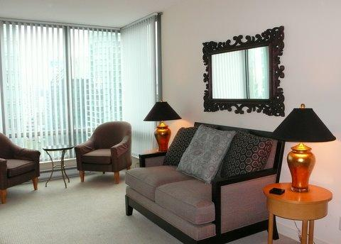 West Georgia Street - Fully furnished suites in Downtown Vancouver. - Vancouver - rentals