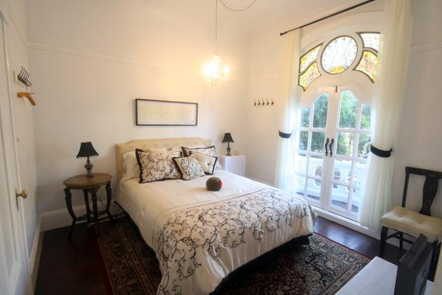 Master bedroom - Comfortable Alamo Square - San Francisco - rentals