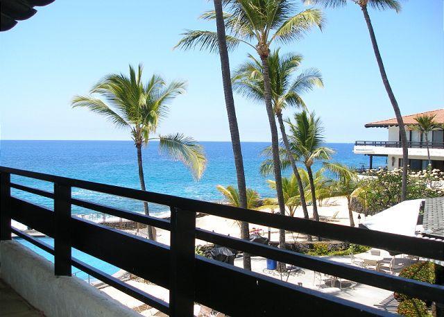 SUMMER SPECIAL $130 NIGHT - 5 NIGHT MINIMUM - ALMOST OCEANFRONT!! #317 - Image 1 - Kailua-Kona - rentals