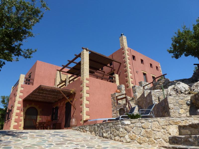 The Villa - Archon Villa Paleochora - Prodromi - Paleochora - rentals