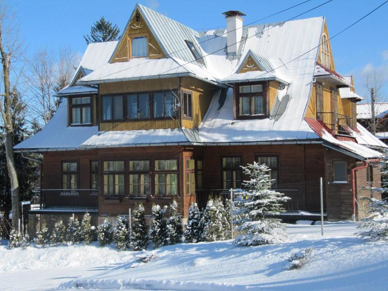 St. Stanislaw Guesthouse, accommodation for 31 guests. 9 rooms and 2 apartments, all with bathrooms - Rooms Rental in Zakopane St Stanislaw Guest House - Zakopane - rentals