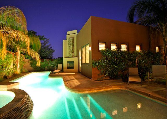 'Meritage' Pool, Spa, Outdoor Fireplace, Foosball - Image 1 - Indio - rentals