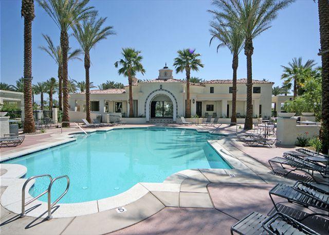 Community Pool - Beautiful 2 bedroom home at a great price! - La Quinta - rentals