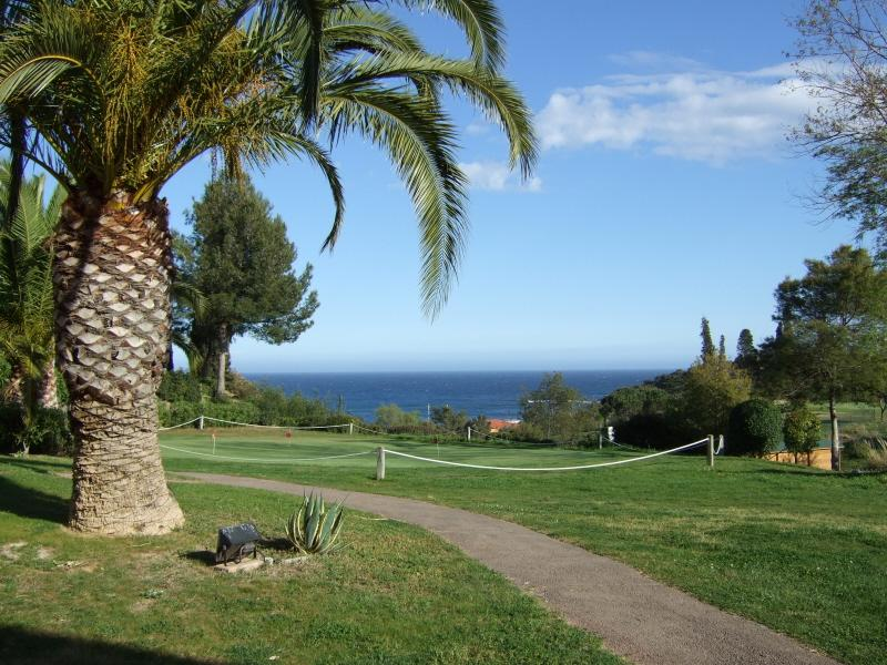 View from terrace - Cote D'Azur, Riviera apartment with sea view - Agay - rentals