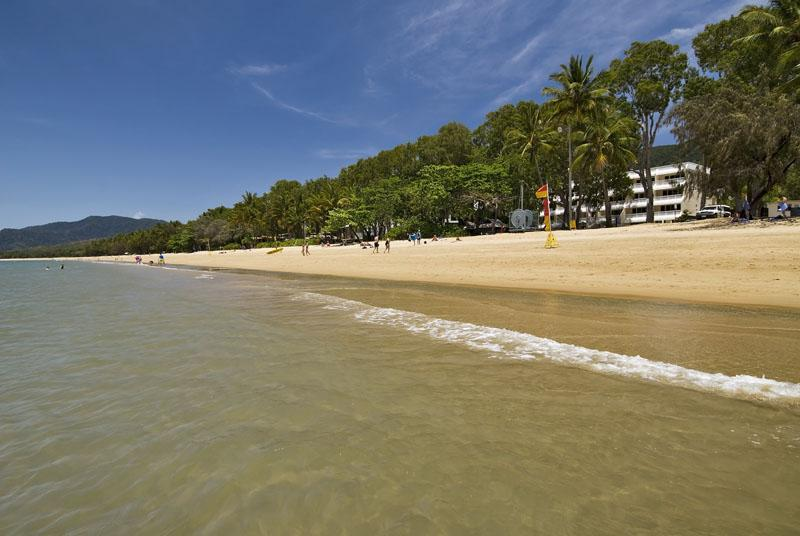 Apartments viewed from Palm Cove Beach - On Palm Cove Beachfront Apartments - Palm Cove - rentals