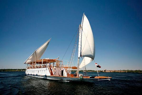 DAHABEEYAH PRINCESS DONIA  -  Nile Cruise - Image 1 - Luxor - rentals