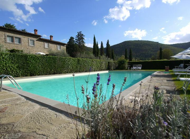 I Lombardi, fine estate among ancient cypress groves between Tuscany and Umbria. - Image 1 - Cortona - rentals