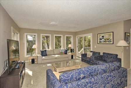 111 Oceanwood - OW111P - Image 1 - Hilton Head - rentals