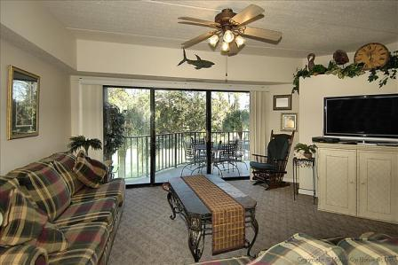 207 Forest Beach Villas - FB207 - Image 1 - Hilton Head - rentals