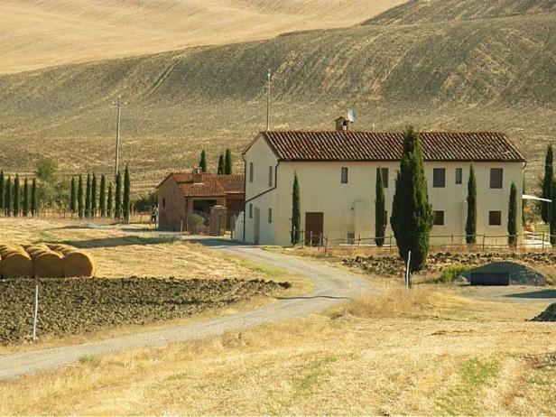 Farmhouse Casa Orcia in Pienza, Siena - Image 1 - Castiglione D'Orcia - rentals