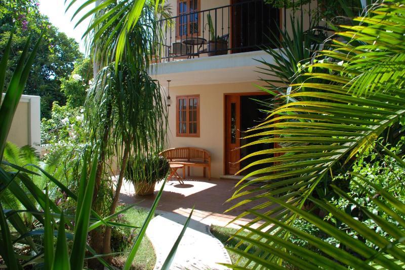 Garden - Casa Sueno del Mar - Playa del Carmen, Mexico - Playa del Carmen - rentals