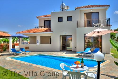 Idyllic House in Kissonerga (Villa 417) - Image 1 - Kissonerga - rentals
