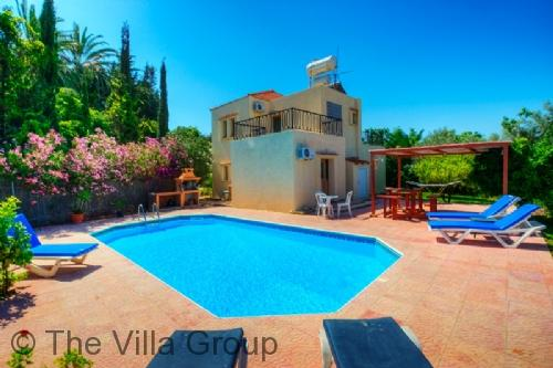 Paphos 3 Bedroom/1 Bathroom House (Villa 463) - Image 1 - Polis - rentals