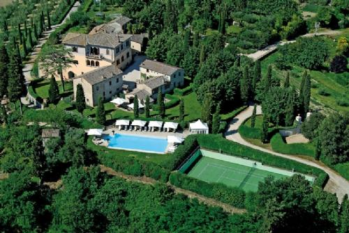 Spacious House in Tuscany (Villa 4895) - Image 1 - Colle di Val d'Elsa - rentals