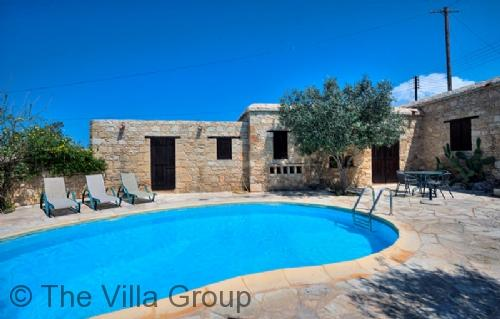 Charming House in Paphos (Villa 465) - Image 1 - Neo Chorion - rentals
