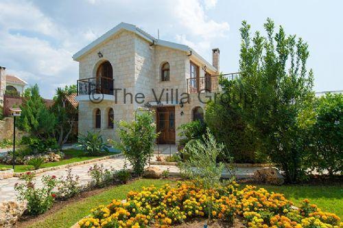 Ideal 3 BR/3 BA House in Argaka (Villa 484) - Image 1 - Argaka - rentals