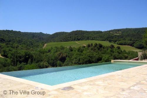 Tuscany 4 Bedroom/4 Bathroom House (Villa 4877) - Image 1 - Montalcino - rentals