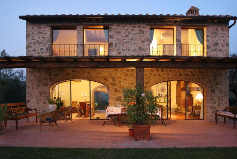 Gorgeous Stone Vacation House in Certaldo, Tuscany - Image 1 - Certaldo - rentals