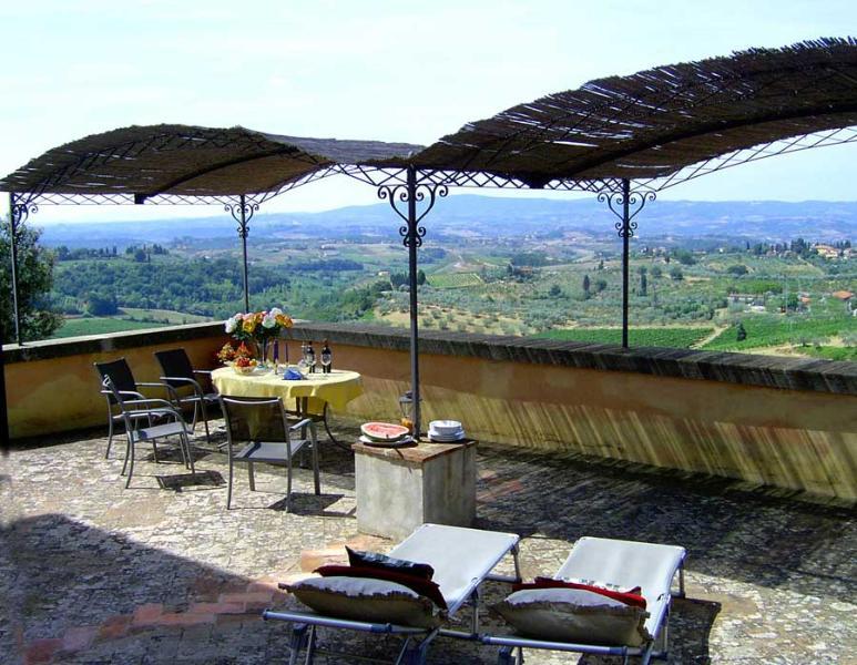 La Grande Terrazza - Image 1 - Certaldo - rentals