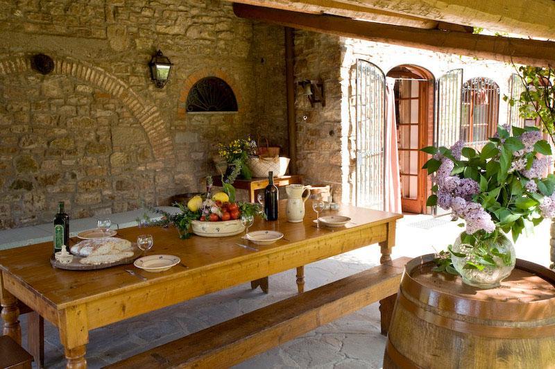 Podere Margherita Rental at Greve in Chianti - Image 1 - Greve in Chianti - rentals