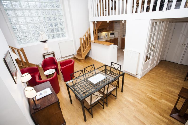 Living Room - Opera Victiore Vacation Rental in Paris - Paris - rentals