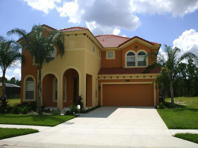 Exterior - 6-Bedroom Platinum Star Pool Home Near Disney - Kissimmee - rentals