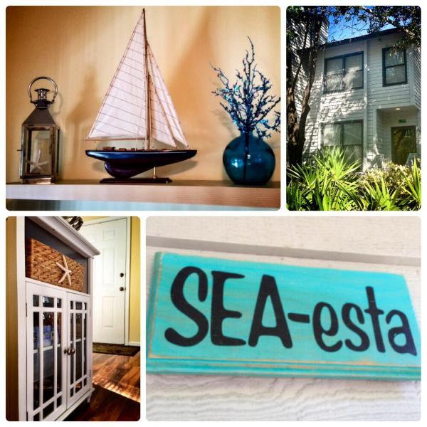 Come SEA-esta! 2 bedroom villa in S Forest Beach, HHI - SEA-esta @ Ocean Breeze ~ South Forest Beach - Hilton Head - rentals