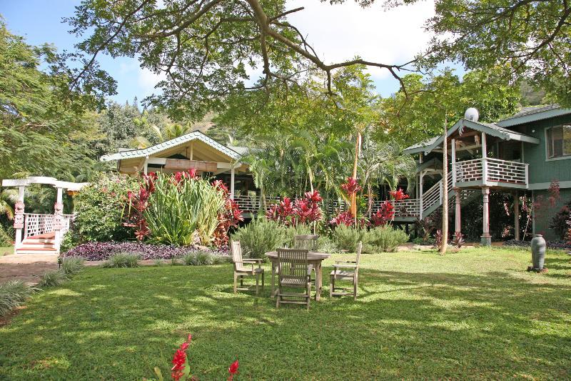 House - Moloa'a Shangri-la Estate in Moloa'a, Kauai - Anahola - rentals