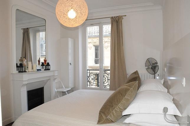 Master bedroom - Wonderful Vacation Rental at Rennes in Saint Germain - Paris - rentals