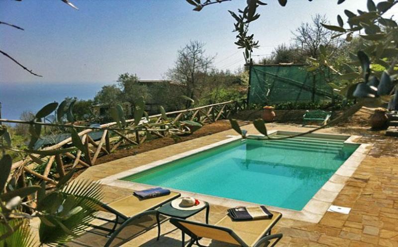 Villa Amore - VILLA AMORE - 3 Bedrooms - Massa Lubrense - Massa Lubrense - rentals
