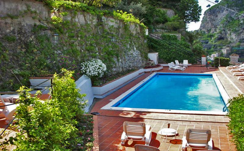 Cactus pool - CACTUS - Atrani - Amalfi Coast - Ravello - rentals