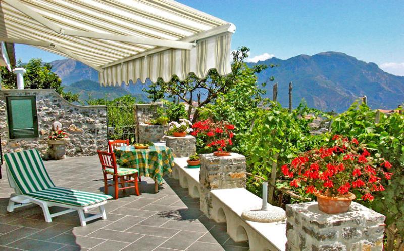 Casa Orfeo - CASA ORFEO - 2 Bedrooms - Scala - Amalfi Coast - Scala - rentals