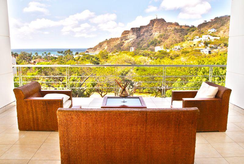 Terrace - Casa California - San Juan del Sur - rentals
