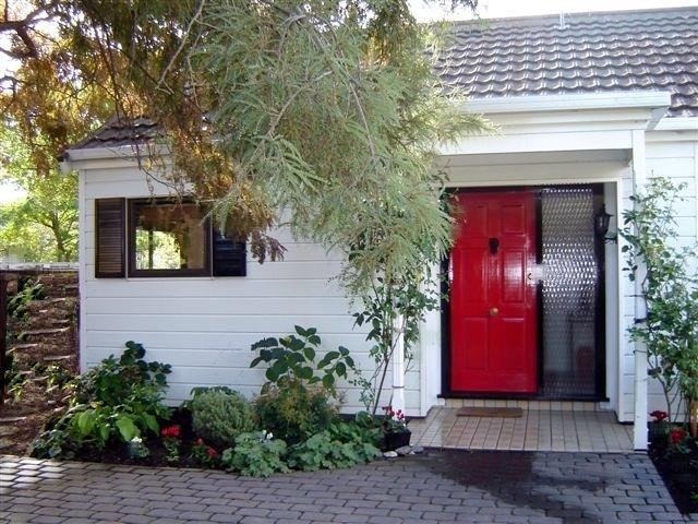 Red Door Cottage - Red Door Cottage - Peaceful City Haven - Christchurch - rentals